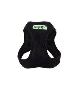 Dogogo Air Mesh harness, black
