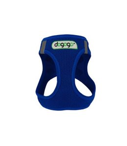 Dogogo Air Mesh harness, blue