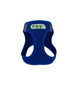 Dogogo Air Mesh tuig, blauw