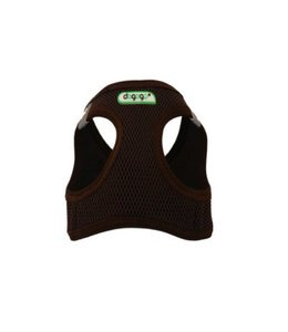 Dogogo Air Mesh harness, brown