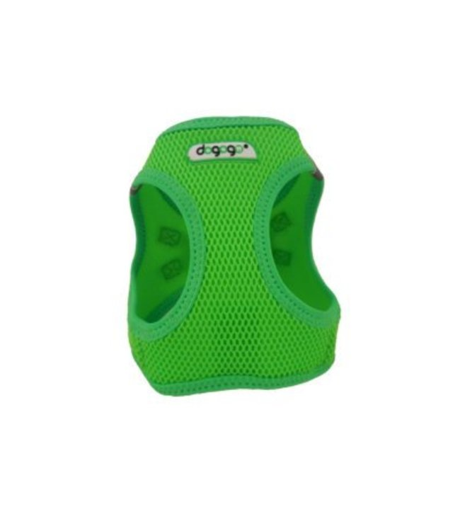 Dogogo Dogogo Air Mesh harness, green