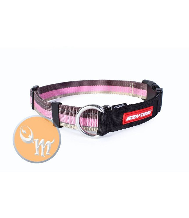 EzyDog EzyDog Checkmate Collar, candy