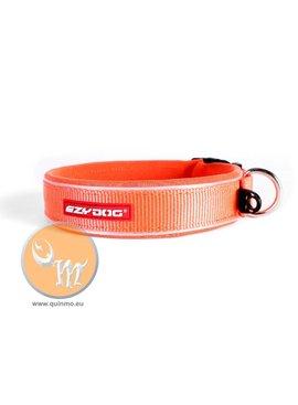 EzyDog classic neo collar, orange