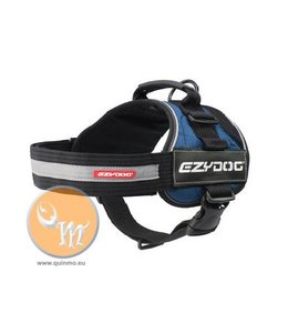 EzyDog Convert harness, blue