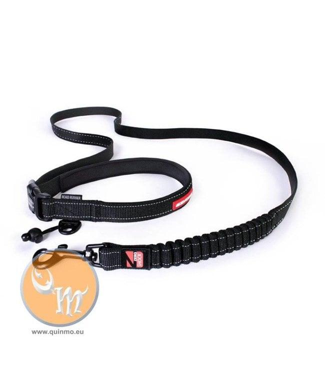 EzyDog EzyDog Road Runner leash, black