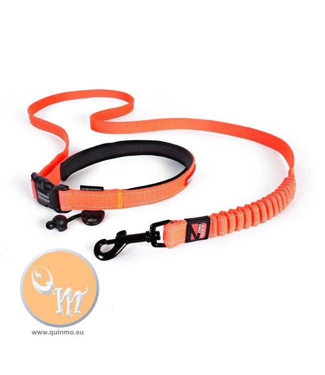 EzyDog EzyDog Road Runner hands-free leash, orange