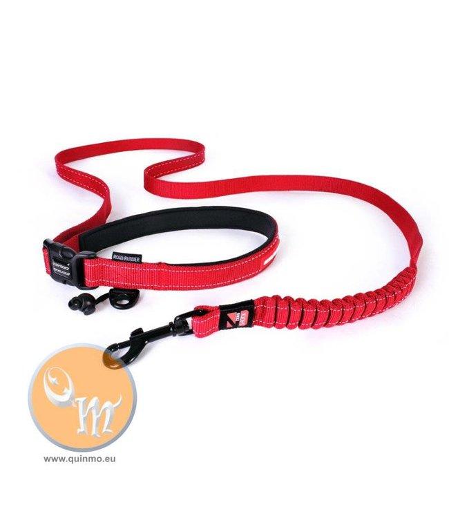 EzyDog EzyDog Road Runner hands-free leash , red