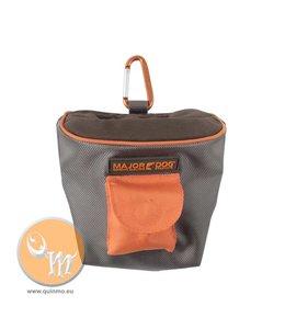 Major Dog Treat Bag, grey