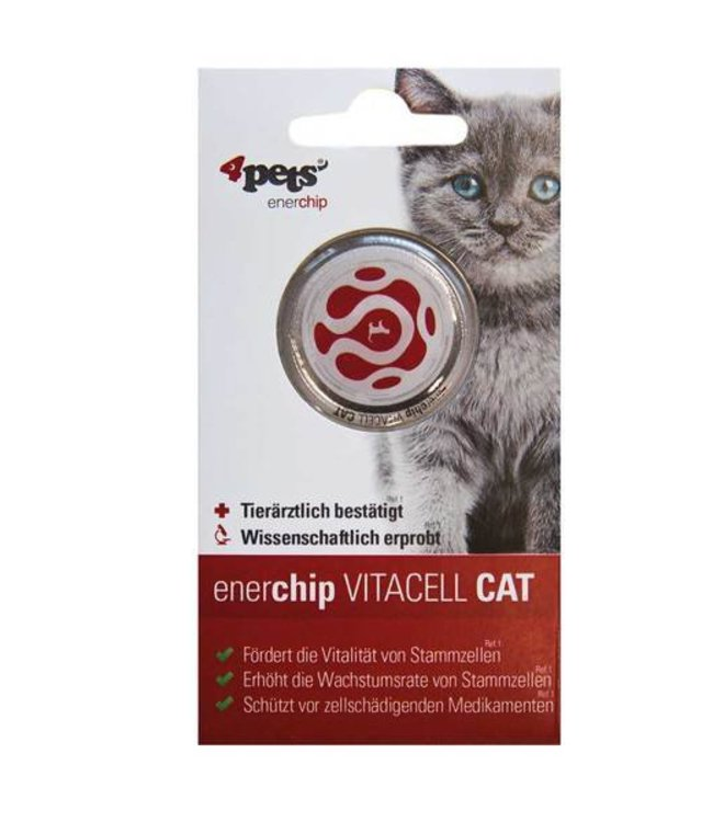 4pets 4pets Enerchip Vita Cell Cat