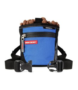 EzyDog EzyDog SnakPak treat bag, blue