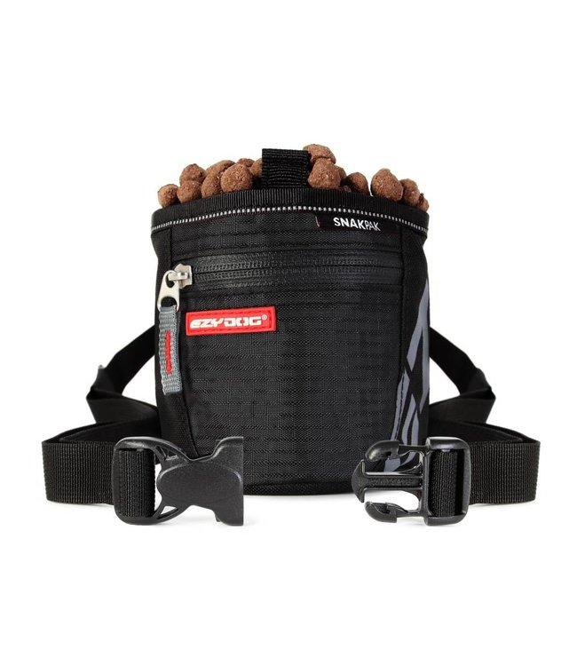 EzyDog EzyDog SnakPak treat bag, black