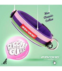 EzyDog classic neo halsband, bubble gum
