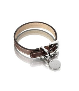 Hennessy and Sons Royal collar, chocolate