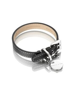 Hennessy and Sons Royal collar, black