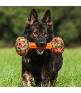 Major Dog Barbell, groot