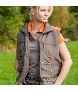 Major Dog Training Vest