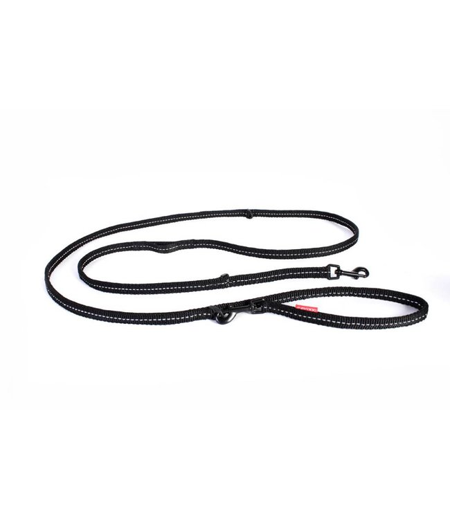EzyDog EzyDog vario 6 LITE adjustable leash, black
