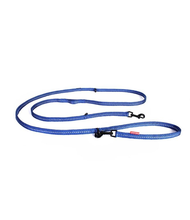 EzyDog EzyDog vario 6 LITE adjustable leash, blue
