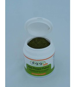 Dogogo Dogogo Anti-Plaque + vitamine C voor hond en kat, 100g