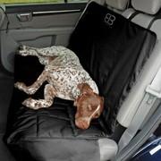 Petego rear seat protector, black