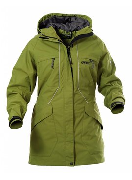 "Owney Owney Women's Parka ""Tuvaq"" moss green"