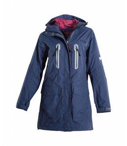"Owney Owney long jacket ""Arnauti"", dark navy, Women"