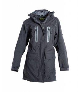 "Owney Owney long jacket ""Arnauti"", anthracite, Women"