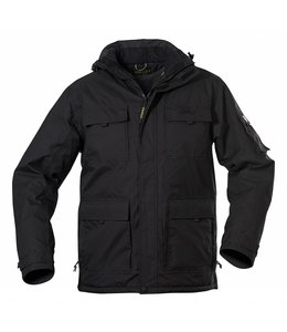 "Owney Thermo jacket ""Taraq"", black"