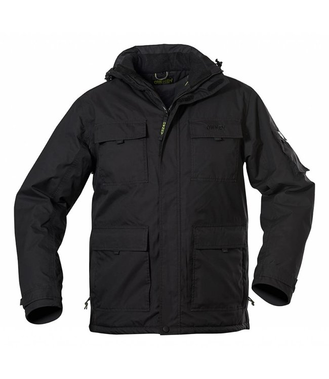 "Owney Thermo Jacke ""Taraq"", schwarz"