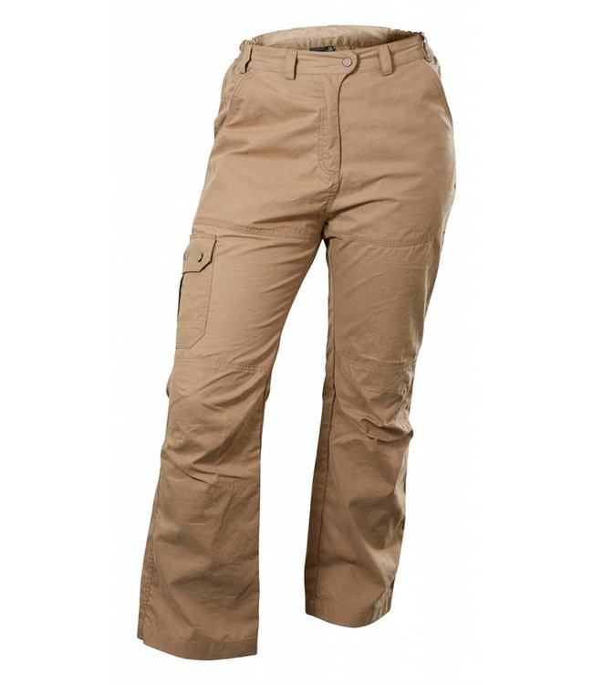 "Owney Owney dames outdoor broek ""Maraq"", mud"