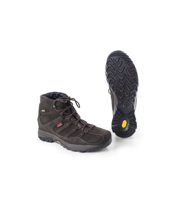 """Owney Owney outdoor boots """"Grassland"""", dark brown"""
