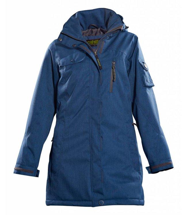 """Owney Winterparka """"Arctic"""" Damen, blau"""