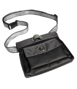 EQDOG Click'n Treat - Goodie Bag, grijs/zwart