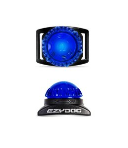 EzyDog Adventure Light, Blauw