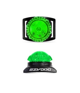 EzyDog Adventure Lights, Green