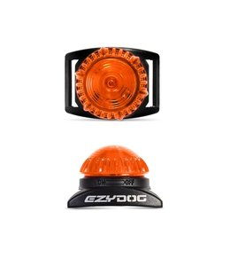 EzyDog Adventure Lights, Orange