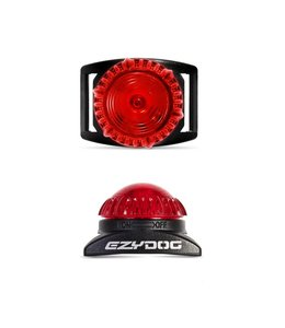 EzyDog Adventure Light, Rood