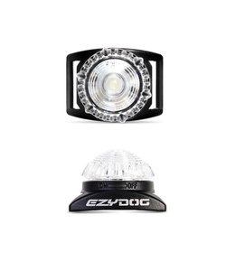 EzyDog Adventure Lights, White