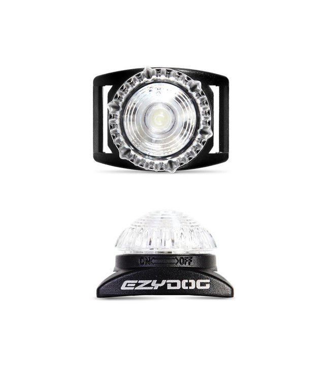 EzyDog EzyDog Adventure Lights, White
