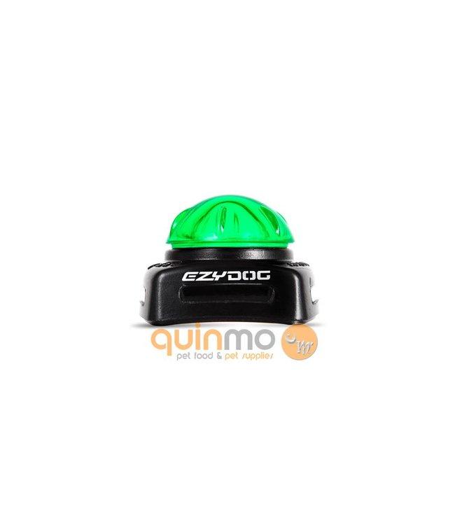 EzyDog EzyDog Adventure Micro Light, groen