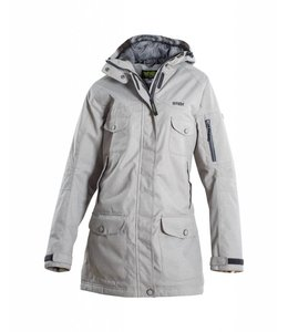 "Owney Dames Winterparka ""Kallu"", grijs"