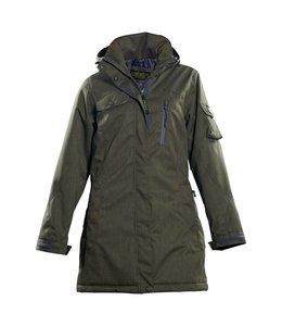 Owney Dames winter parka Arctic, olijfgroen