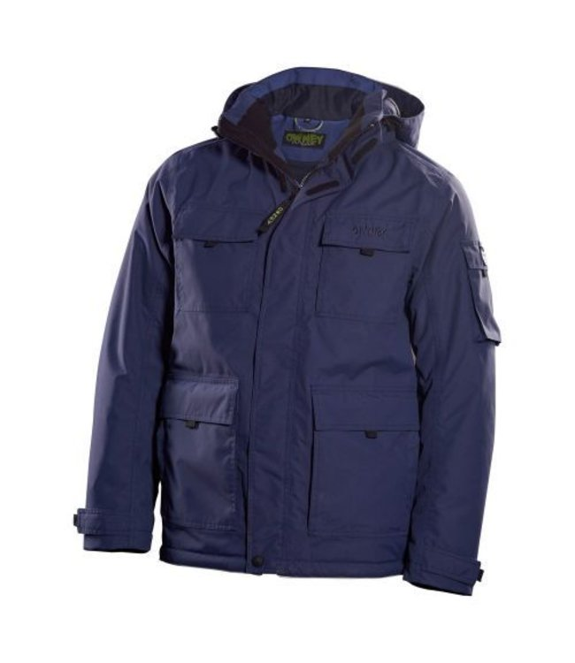 "Owney Owney thermo jacket ""Taraq"", dark navy"