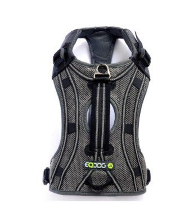 EQDOG EQDOG Pro harness silver/ reflective