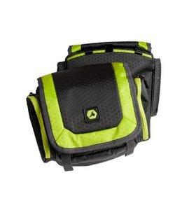 EQDOG Flex Pack rugzak, zwart / groen