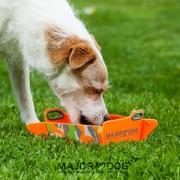 Major Dog Folding Food Bowl