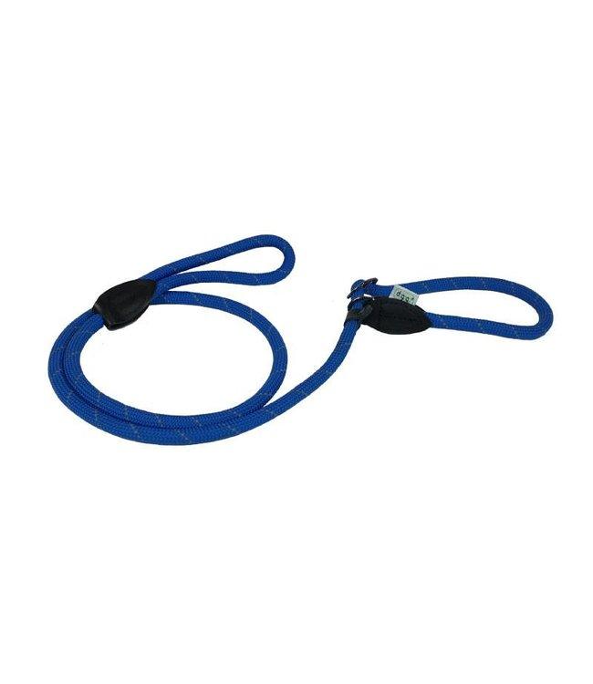 Dogogo Dogogo retriever hondenlijn 150 cm x 12 mm, blauw