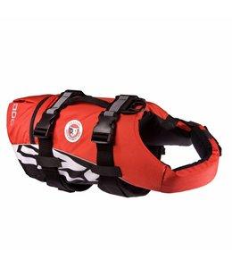 EzyDog Flotation Device, red