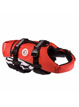 EzyDog Flotation Device, red