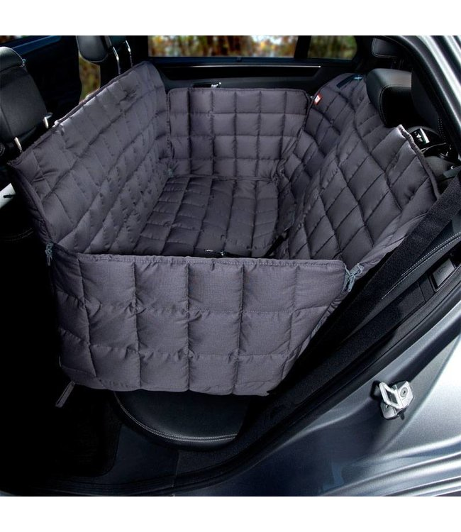 Doctor Bark Doctor Bark 3 seater rear seat cover, gray